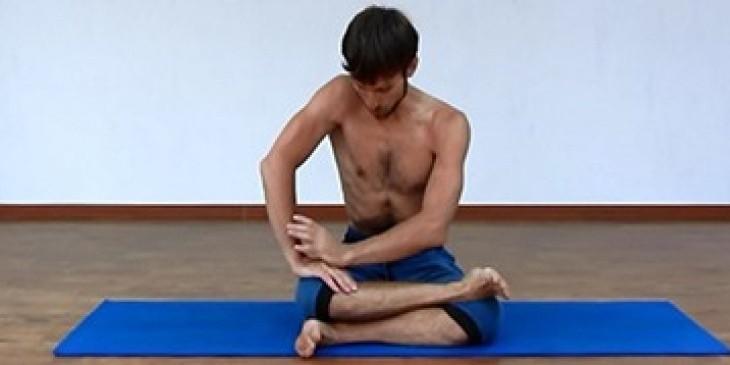 Видео йога тазобедренных суставов
