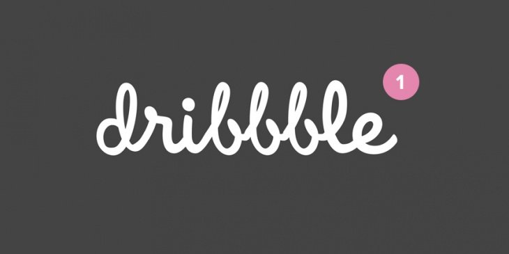 Dribbble. Social Network for Designers.