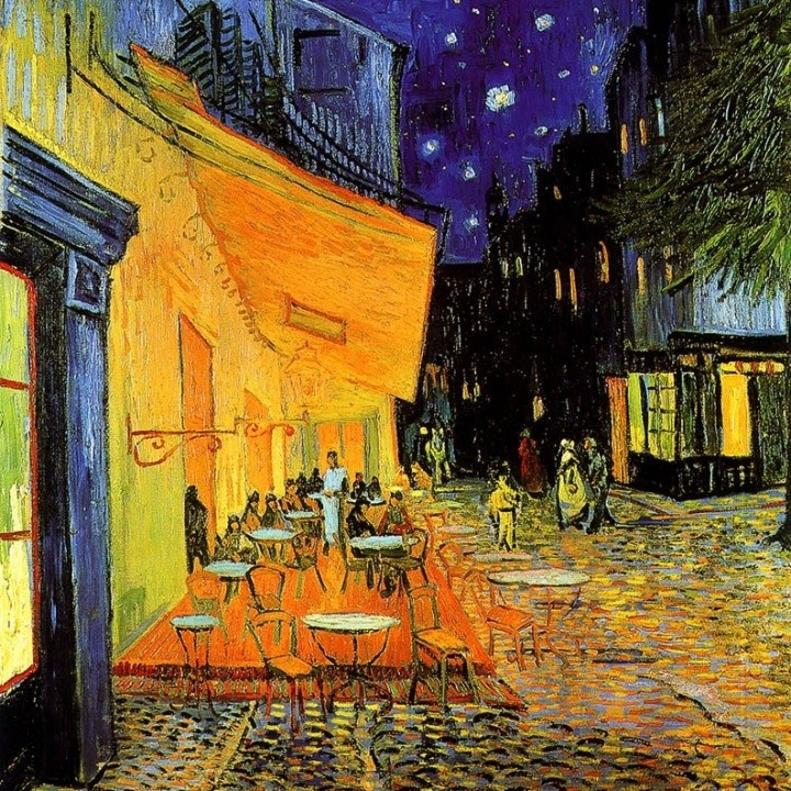 Paintings by Van Gogh