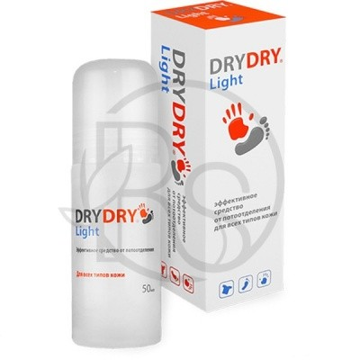 Антиперспирант DryDry Light Roll-On, 50 ml